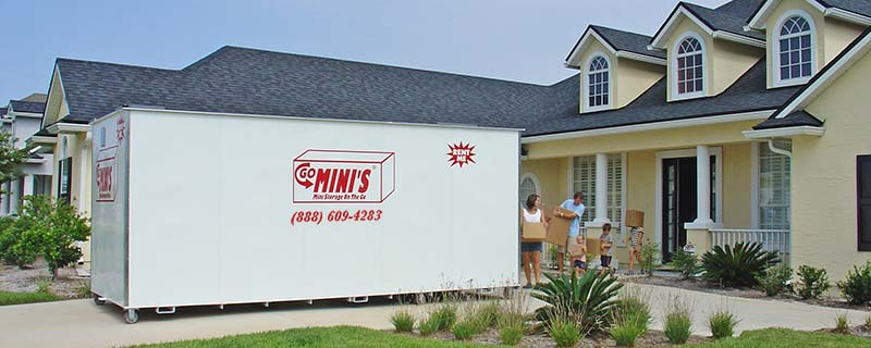 Moving Is Easy With Go Mini's