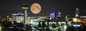 Knoxville Supermoon